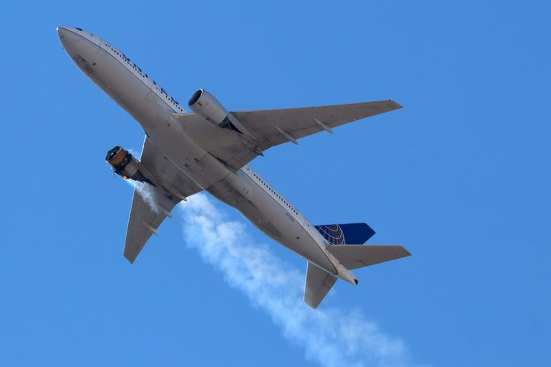 FAA orders inspections of some Boeing 777 engines after United fire