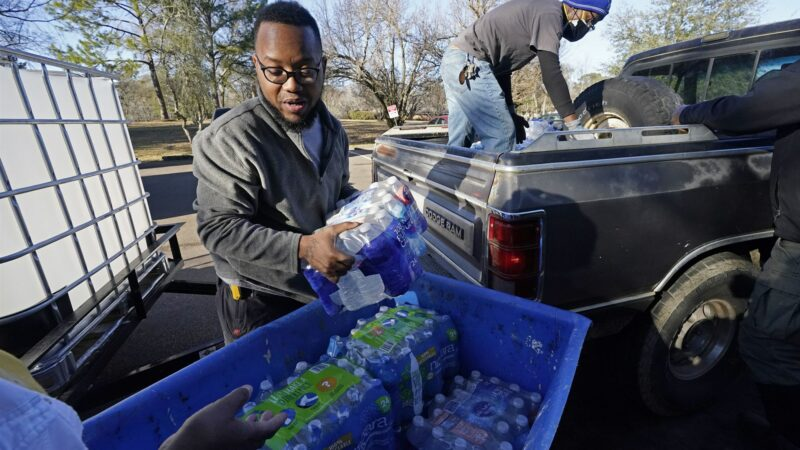 Jackson, Mississippi, water crisis brings to light long-standing problems in city