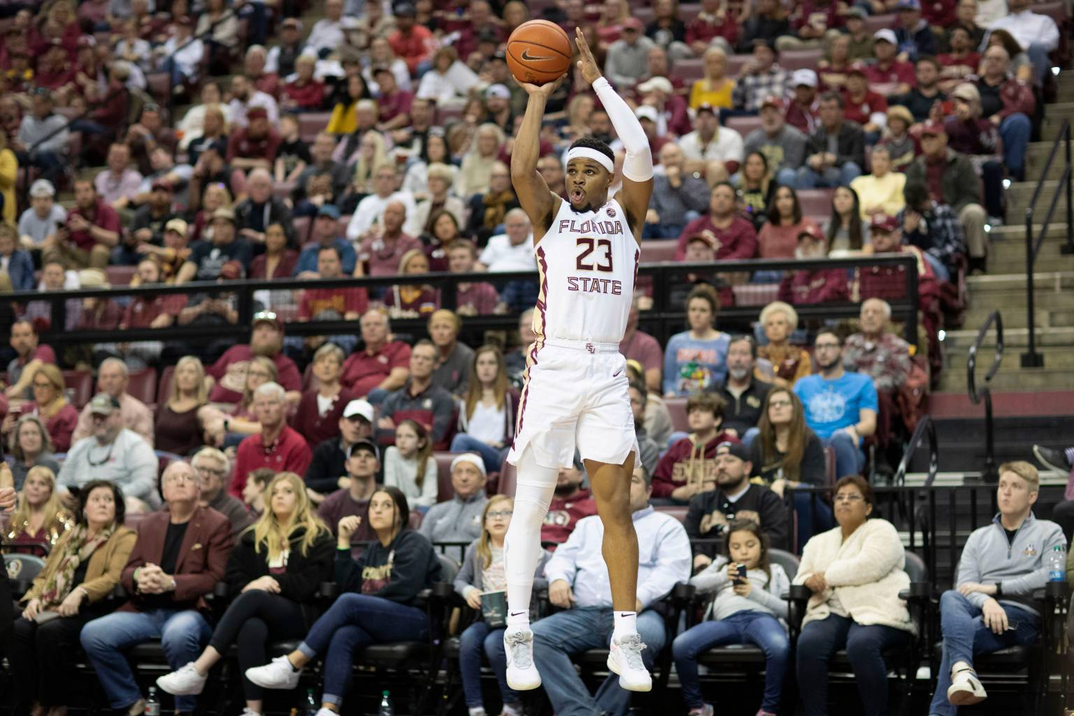 M.J. Walker leads Florida St.'s senior night rout of BC