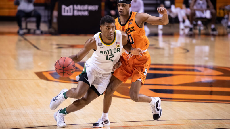No. 3 Baylor aims for sweep of No. 17 Oklahoma State