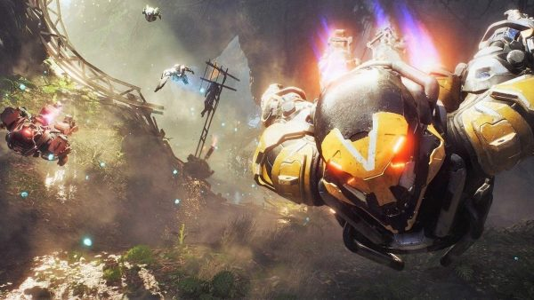BioWare confirms work on major Anthem overhaul has officially ceased